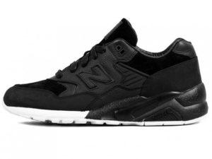 Кроссовки New Balance 580 черные - фото слева