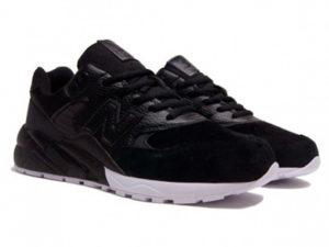 Кроссовки New Balance 580 черные - фото справа