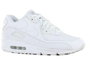 Кроссовки Nike Air Max 90 Skyline белые - фото справа