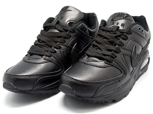 Nike Air Max 90 Skyline черные (35-45)