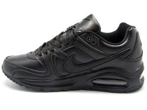 Кроссовки Nike Air Max 90 Skyline черные - фото слева