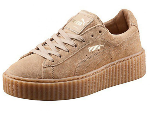 Puma by Rihanna Creeper бежевые (35-40)