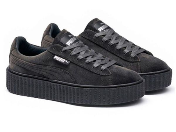 Puma by Rihanna Creeper серые (35-40)