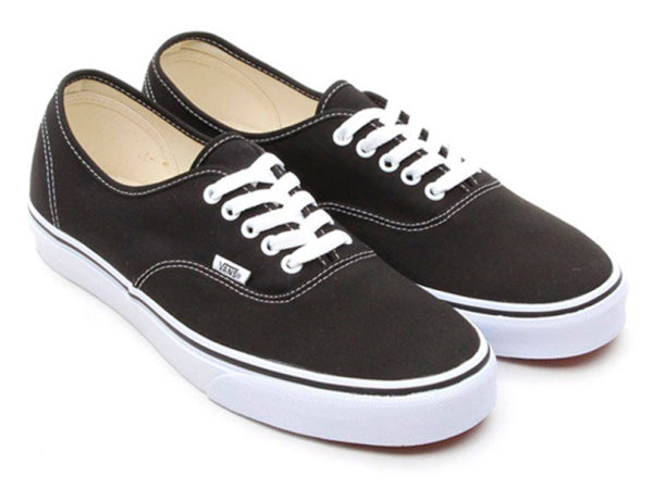 Vans Authentic черные (35-45)