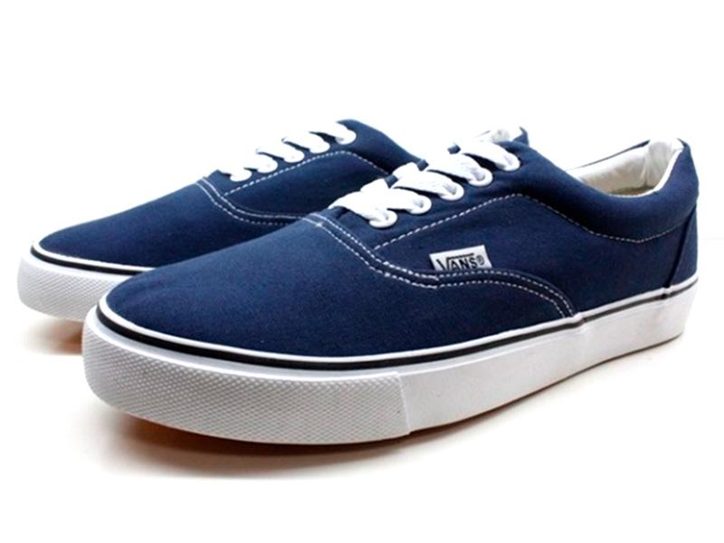 Кеды Vans Authentic темно-синие