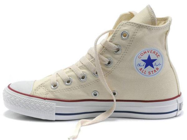 Высокие кеды Converse