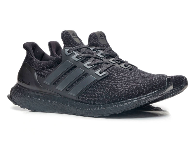 Кроссовки Adidas Ultra Boost мужские черные