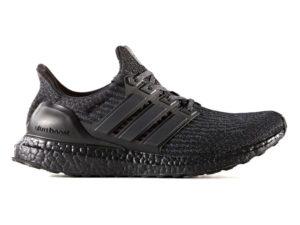 Кроссовки Adidas Ultra Boost мужские черные - фото справа