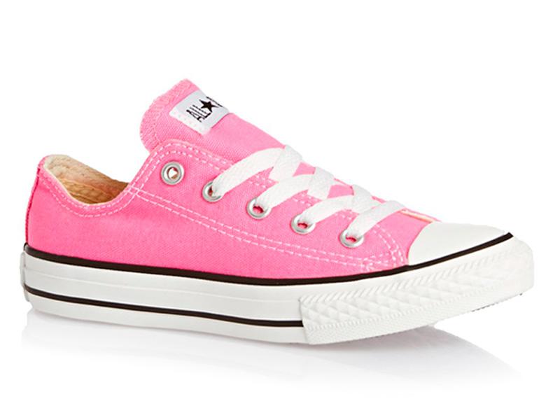 Кеды Converse Chuck Taylor All Star розовые женские