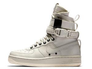Кроссовки Nike Air Force 1 Special Field белые мужские - фото слева