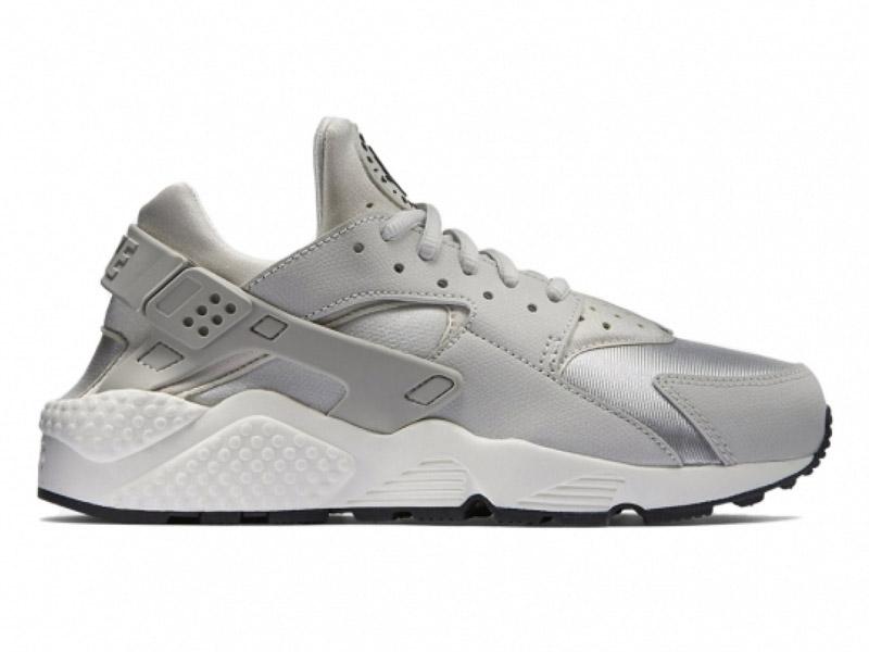 Кроссовки Nike Air Huarache Run Wolf серые мужские