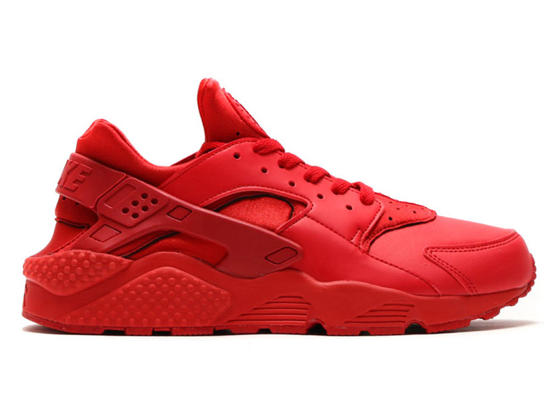 ceefecba ... Кроссовки Nike Air Huarache Varsity красные мужские - фото справа