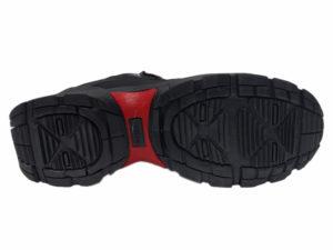 Зимние Adidas Climaproof Mid черные - фото подошвы