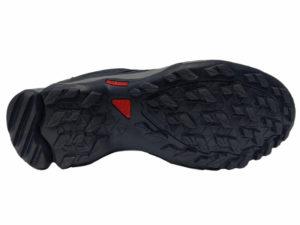 Зимние Adidas Terrex Traxion Low темно-синие - фото подошвы