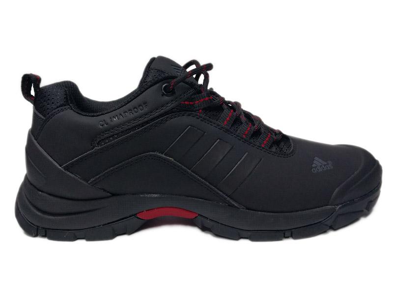 Зимние Adidas Climaproof Low черные