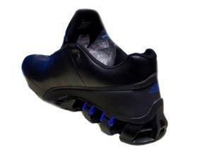 Adidas Porsche Design Sport P5000 черные с синим кожаные