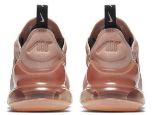 Nike Air Max 270 светло-коричневые