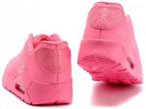 Nike Air Max 90 Hyperfuse розовые