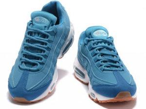 Nike Air Max 95 голубые