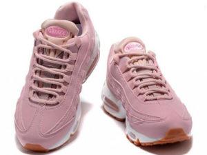 Nike Air Max 95 розовые