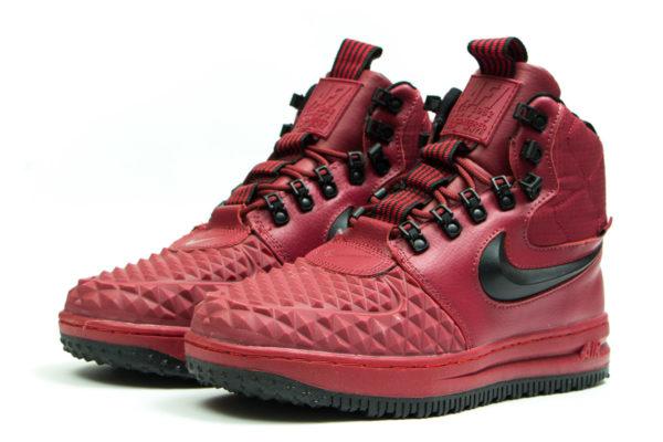 Зимние женские кроссовки Nike с мехом