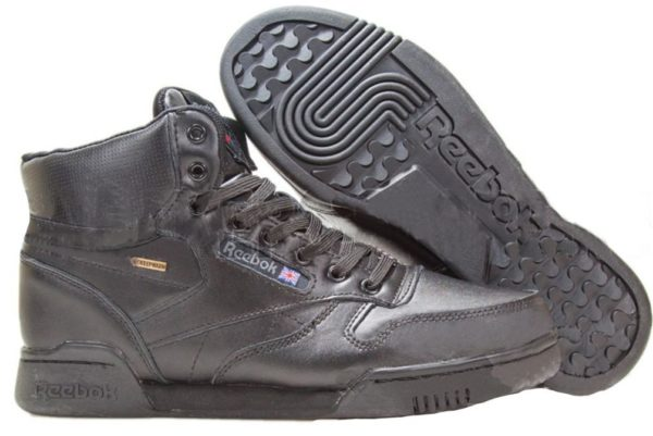 Reebok Classic Leather High Black (40-45)