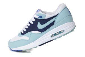 Nike Air Max 87 голубые (35-40)
