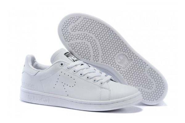 Adidas Stan Smith White белые (41-43)
