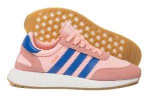 Adidas Iniki Runner розовые