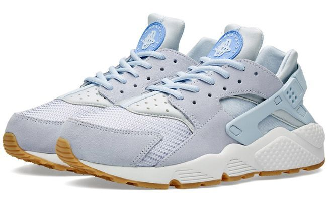 "Nike Air Huarache TXT"" голубые (35-39)"