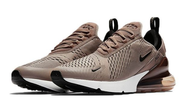 Nike Air Max 270 коричневые (40-44)