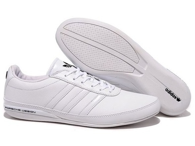 Adidas Porsche Design S3 leather white белые (40-45)