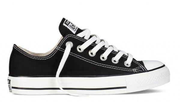 Converse All Star black черные (35-45)