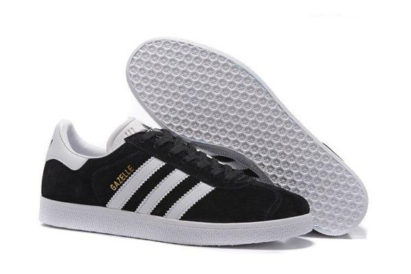 Adidas Gazelle черные (36-45)