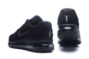 Nike Air Max 2017 черные (40-44)