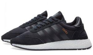 Кроссовки Adidas Iniki Runner черные 40-44