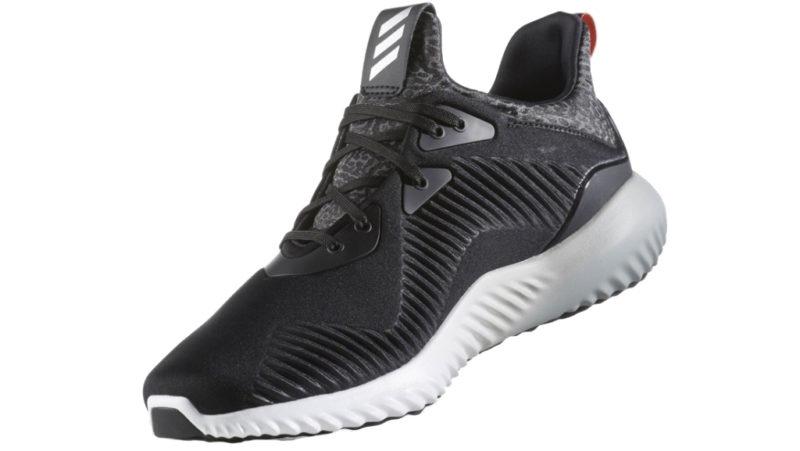 Adidas AlphaBounce Black/White (40-45)