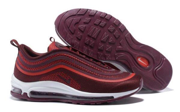 Nike Air Max 97 красные (40-44)