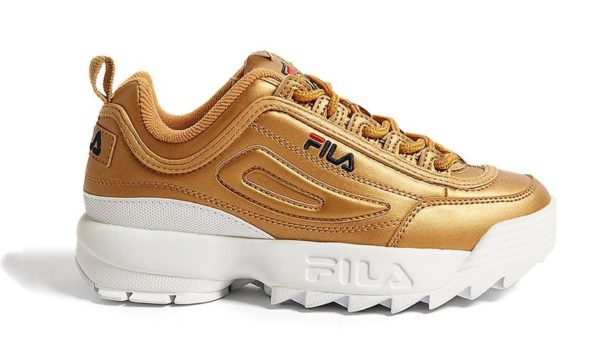 Fila Disruptor 2 Gold (35-39)