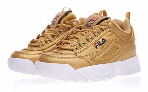 Fila Disruptor 2 Gold (35-39)