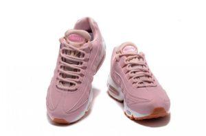Nike Air Max 95 Pink розовые (35-40)