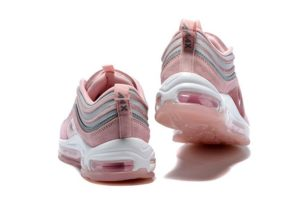 Nike Air Max 97 розово-серые (35-40)