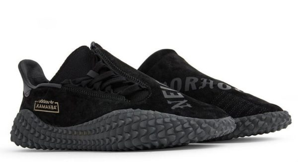 Adidas Kamanda c p 01 Neighborhood x black черные (40-44)