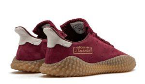 Adidas Kamanda c p 01 Neighborhood x black red красные (40-44)