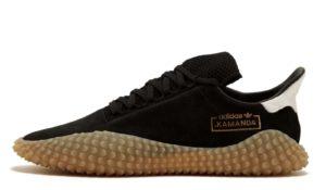 Adidas Kamanda c p 01 Neighborhood x black черные с коричневым (40-44)