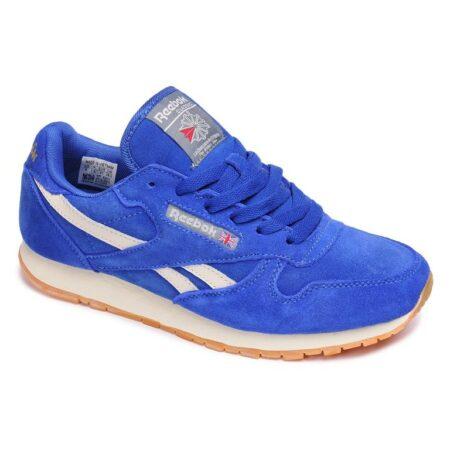 Reebok Classic синие blue (36-45)