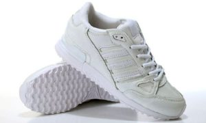Adidas ZX 750 кожаные white белые (40-45)