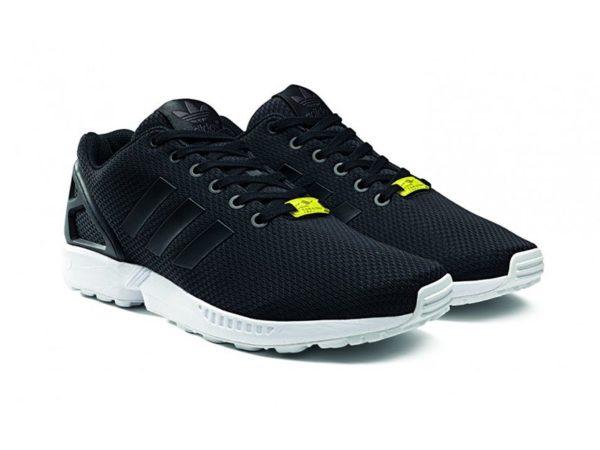 Adidas ZX Flux черные (40-45). Адидас Flux