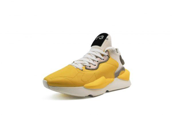 Желтые мужские кроссовки