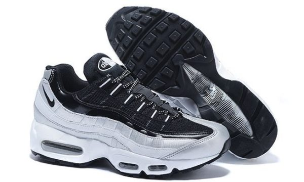 Nike Air Max 95 Essential черно-белые (35-45)